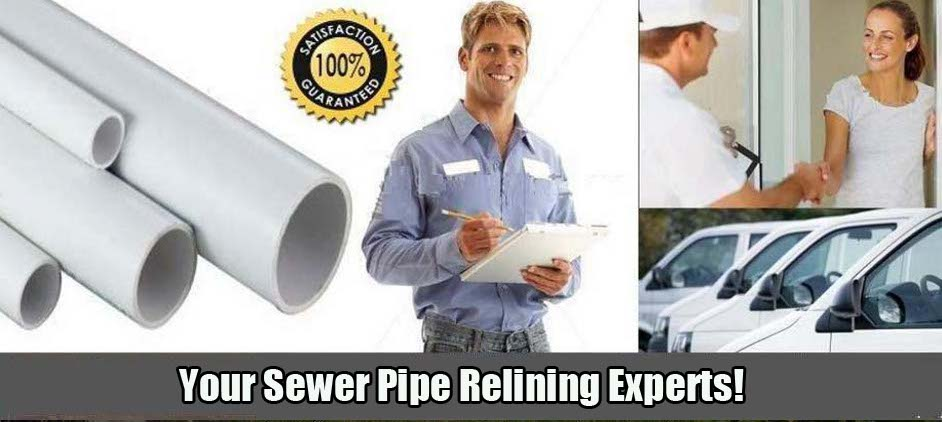 TSR Trenchless Sewer Pipe Lining