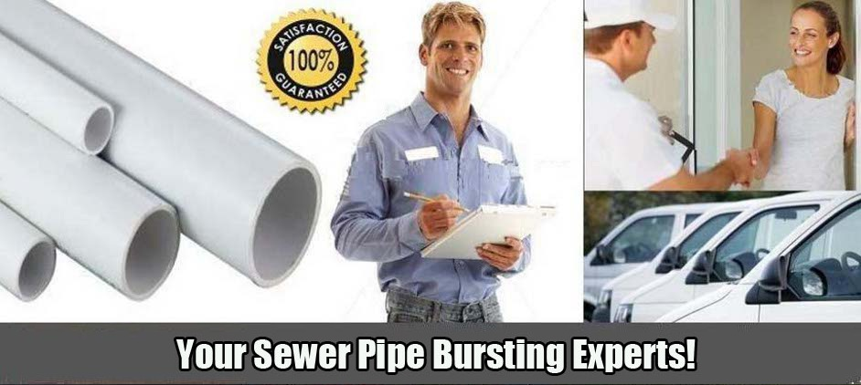TSR Trenchless Sewer Pipe Bursting