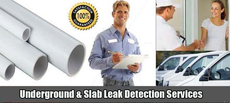 TSR Trenchless Leak Detection